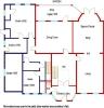 Дом З. Фрейда в Лондоне. План первого этажа