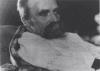 Фридрих Ницше в психиатрической клинике, 1899