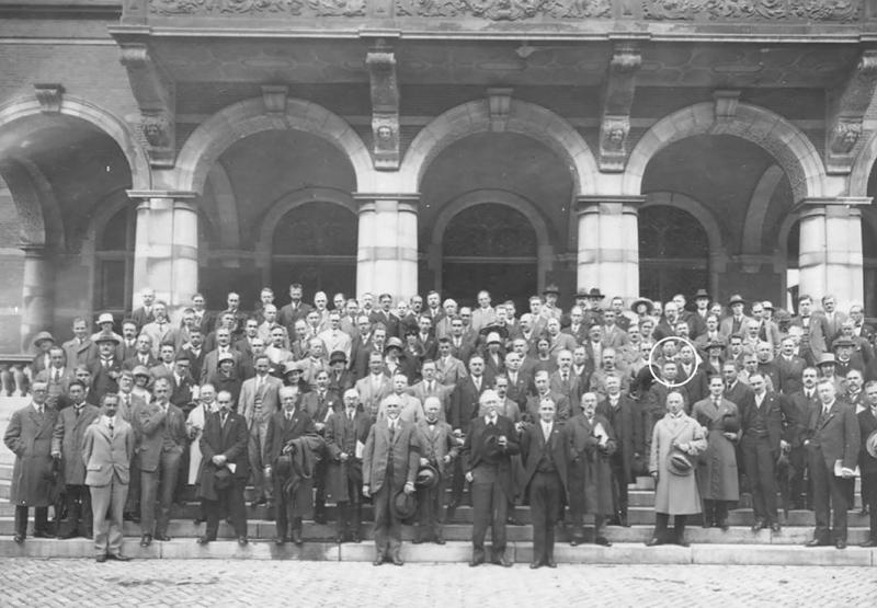 VIII Международный психологический конгресс (6-11 сентября 1926)
